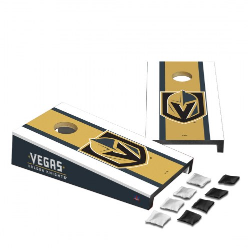 Vegas Golden Knights Mini Cornhole Set