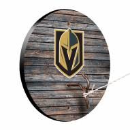 Vegas Golden Knights Weathered Design Hook & Ring Game