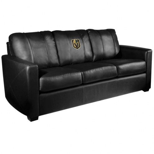 Vegas Golden Knights XZipit Silver Sofa