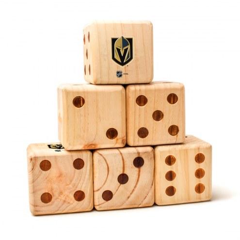 Vegas Golden Knights Yard Dice
