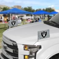 Las Vegas Raiders Ambassador Car Flags