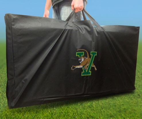 Vermont Catamounts Cornhole Carry Case