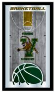 Vermont Catamounts Basketball Mirror