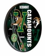 Vermont Catamounts Digitally Printed Wood Sign
