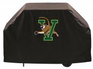 Vermont Catamounts Logo Grill Cover