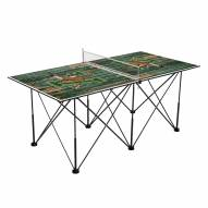 Vermont Catamounts Pop Up 6' Ping Pong Table