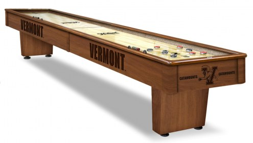 Vermont Catamounts Shuffleboard Table