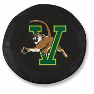 Vermont Catamounts Tire Cover