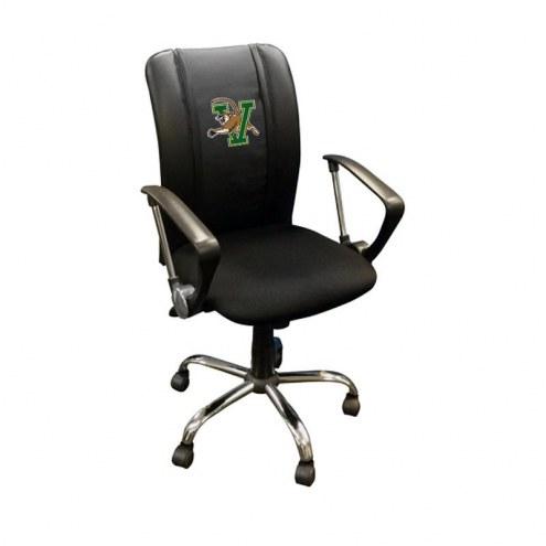 Vermont Catamounts XZipit Curve Desk Chair