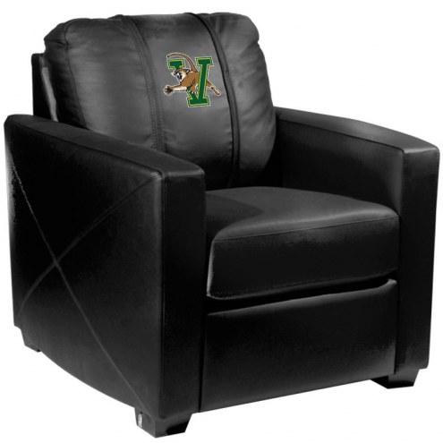 Vermont Catamounts XZipit Silver Club Chair