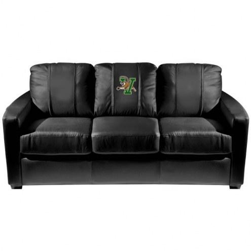 Vermont Catamounts XZipit Silver Sofa