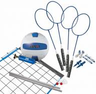 Verus Advanced 2-Game Set Volleyball/Badminton Sets