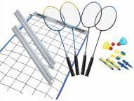 Verus Advanced Silver Badminton Set
