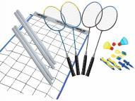 Verus Advanced Silver Badminton Set