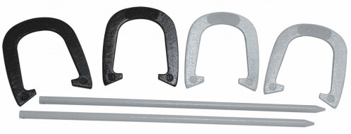 Verus Advanced Silver Horseshoe Set