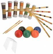 Verus Expert 6-Player Croquet Set