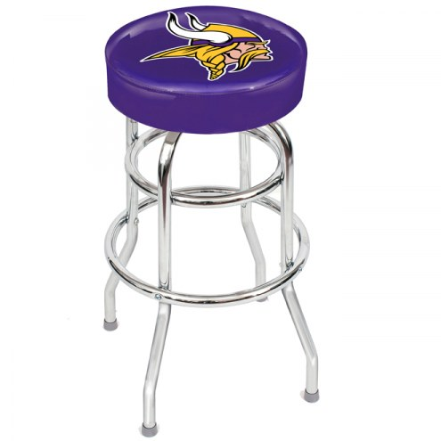 Minnesota Vikings NFL Team Bar Stool