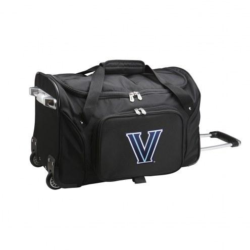 "Villanova Wildcats 22"" Rolling Duffle Bag"
