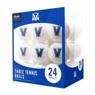 Villanova Wildcats 24 Count Ping Pong Balls
