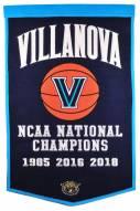 Villanova Wildcats College Dynasty Banner