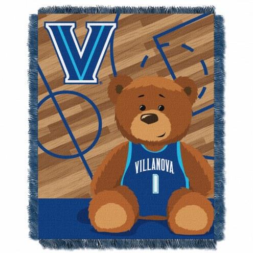 Villanova Wildcats Fullback Baby Blanket