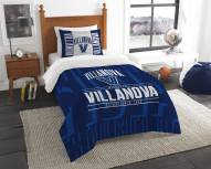 Villanova Wildcats Modern Take Twin Comforter Set