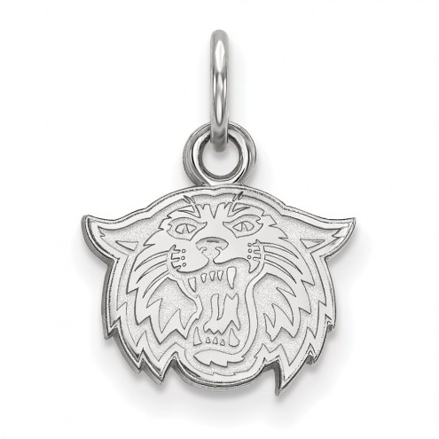 Villanova Wildcats Sterling Silver Extra Small Pendant