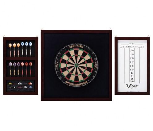 Viper Championship Dartboard Backboard Set