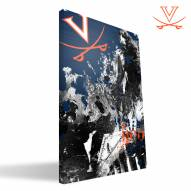"Virginia Cavaliers 16"" x 24"" Spirit Canvas Print"