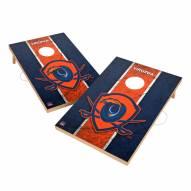 Virginia Cavaliers 2' x 3' Vintage Wood Cornhole Game