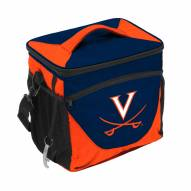 Virginia Cavaliers 24 Can Cooler