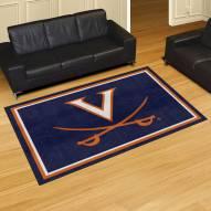 Virginia Cavaliers 5' x 8' Area Rug