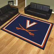 Virginia Cavaliers 8' x 10' Area Rug