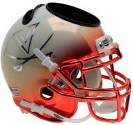 Virginia Cavaliers Alternate 3 Schutt Football Helmet Desk Caddy