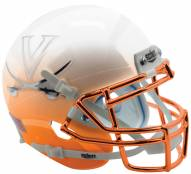 Virginia Cavaliers Alternate 3 Schutt XP Collectible Full Size Football Helmet