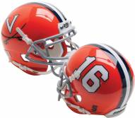 Virginia Cavaliers Alternate 5 Schutt Mini Football Helmet
