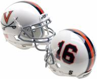 Virginia Cavaliers Alternate 6 Schutt Mini Football Helmet