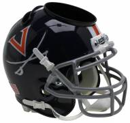 Virginia Cavaliers Alternate 7 Schutt Football Helmet Desk Caddy