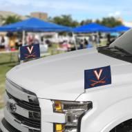 Virginia Cavaliers Ambassador Car Flags