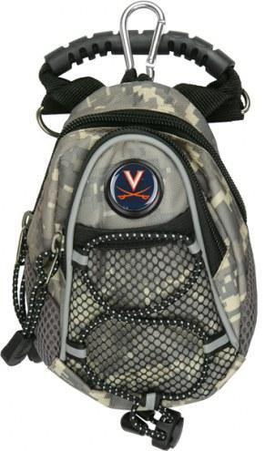 Virginia Cavaliers Camo Mini Day Pack