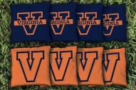 Virginia Cavaliers College Vault Cornhole Bag Set