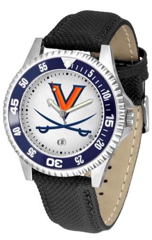 Virginia Cavaliers Competitor Men's Watch