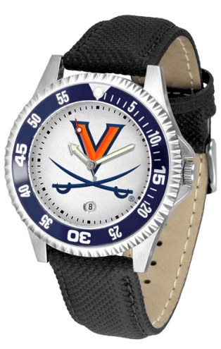 Virginia Cavaliers Competitor Men's Watch