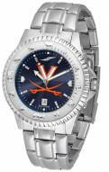 Virginia Cavaliers Competitor Steel AnoChrome Men's Watch