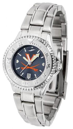 Virginia Cavaliers Competitor Steel AnoChrome Women's Watch