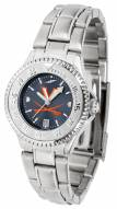 Virginia Cavaliers Competitor Steel AnoChrome Women's Watch