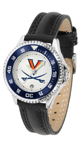Virginia Cavaliers Competitor Women's Watch
