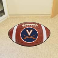 Virginia Cavaliers Football Floor Mat
