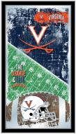 Virginia Cavaliers Football Mirror