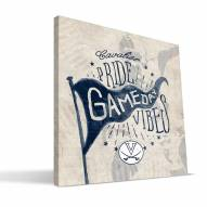 Virginia Cavaliers Gameday Vibes Canvas Print